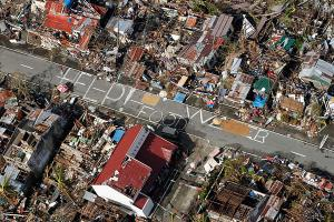 Devastation in The Philippines