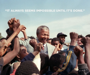Nelson Mandela's Great Leadership